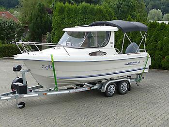 Bimini Quicksilver 635 Pilothouse Biminitop Sonnenschutz  05