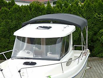Bimini Quicksilver 635 Pilothouse Biminitop Sonnenschutz  08