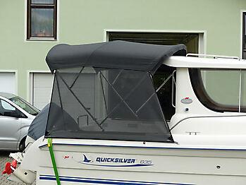 Bimini Quicksilver 635 Pilothouse Biminitop Sonnenschutz  14
