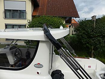 Bimini Quicksilver 635 Pilothouse Biminitop Sonnenschutz  18