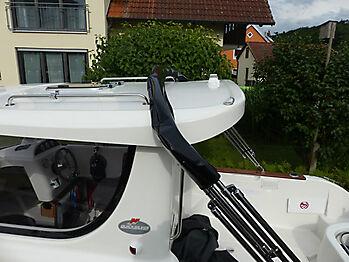 Bimini Quicksilver 635 Pilothouse Biminitop Sonnenschutz  19
