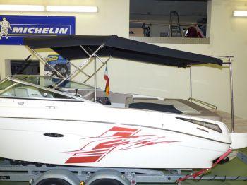 Bimini Sea Ray 240 SSE Sonnenverdeck 04