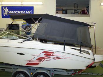 Bimini Sea Ray 240 SSE Sonnenverdeck 08