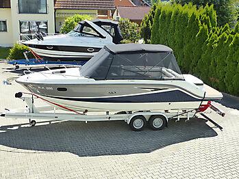 Bimini Sea Ray 250 SSE Sonnenschutz 01