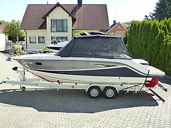 Bimini Sea Ray 250 SSE Sonnenschutz 03