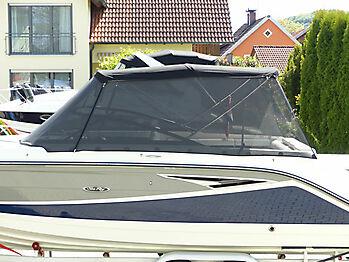 Bimini Sea Ray 250 SSE Sonnenschutz 04