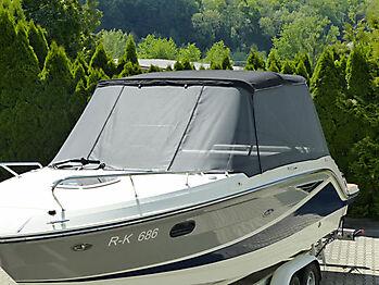 Bimini Sea Ray 250 SSE Sonnenschutz 05