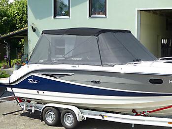 Bimini Sea Ray 250 SSE Sonnenschutz 07