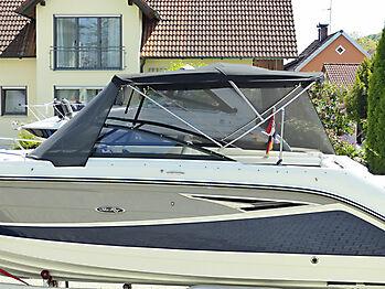 Bimini Sea Ray 250 SSE Sonnenschutz 08