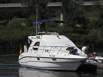 Bimini Sealine 330 Sonnenverdeck 01