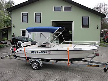 Bimini Sessa Key Largo 19 Sonnenverdeck 01