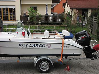 Bimini Sessa Key Largo 19 Sonnenverdeck 08