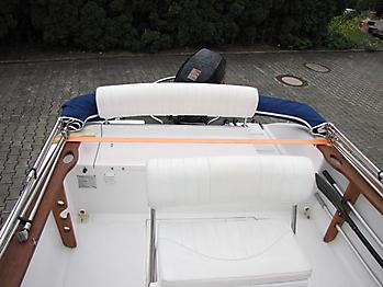 Bimini Sessa Key Largo 19 Sonnenverdeck 09