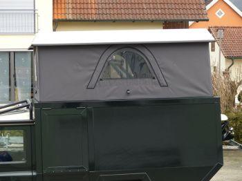 Dachzelt Land Rover Defender 110 Aufstelldach 05