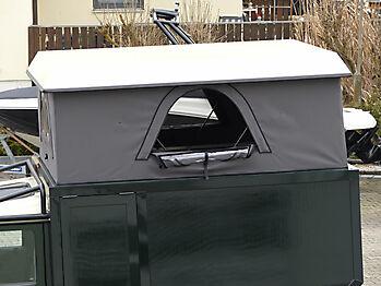 Dachzelt Land Rover Defender 110 Aufstelldach 12