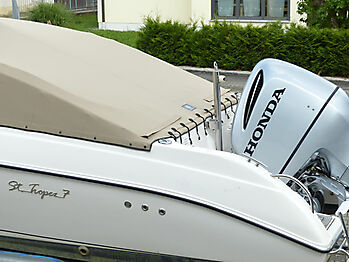 Persenning B1 Yachts St. Tropez 7 Bootspersenning 06