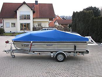 Persenning Barro RTB 500 Arbeitsboot Bootspersenning 03