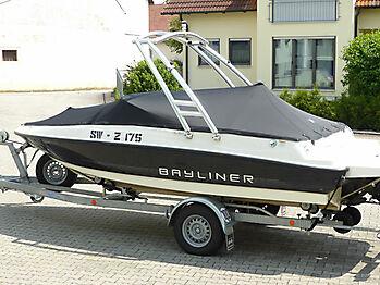 Persenning Bowrider Bayliner 175 GT Openbowpersenning 07