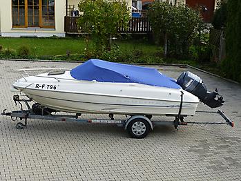 Persenning Bayliner 1802 LS Capri Bootspersenning 01