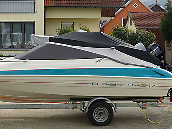 Transportpersenning Bayliner 2052 Fahrpersenning 04
