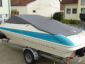 Transportpersenning Bayliner 2052 Fahrpersenning 08