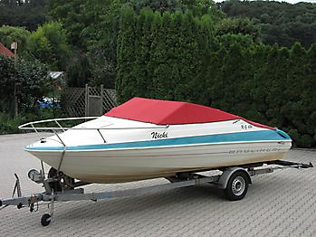 Persenning Bayliner 2052LX Capri Weathermax 80 Bootspersenning 05