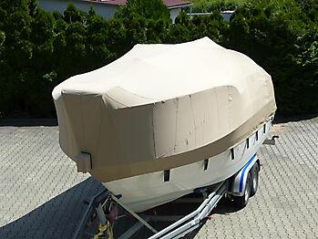 Ganzpersenning Bayliner 2355 Vollpersenning 05