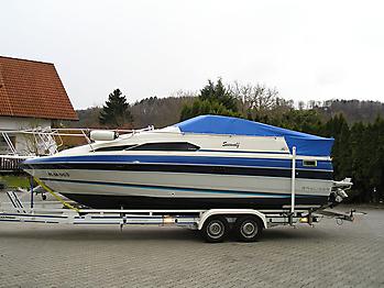 Persenning Bayliner 2455 Bootspersenning 01