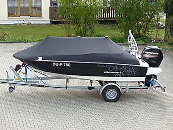 Persenning Bayliner Element 160 Bootspersenning 01
