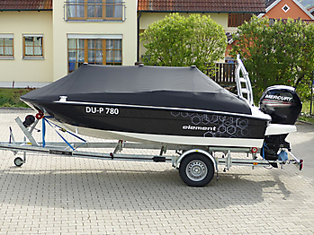 Persenning Bayliner Element 160 Bootspersenning 02