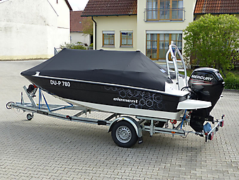 Persenning Bayliner Element 160 Bootspersenning 07