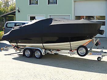Ganzpersenning Bayliner VR5 Cuddy Vollpersenning 06