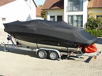 Ganzpersenning Bayliner VR5 Cuddy Vollpersenning 07