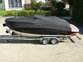 Ganzpersenning Bayliner VR5 Cuddy Vollpersenning 09