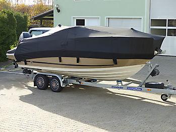 Persenning Bayliner VR5 Cuddy Outboard Ganzpersenning 05