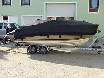 Persenning Bayliner VR5 Cuddy Outboard Ganzpersenning 06