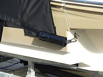 Persenning Bayliner VR5 Cuddy Outboard Ganzpersenning 13