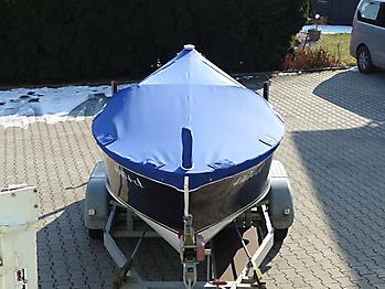Persenning Boesch 500 Amalfi Bootspersenning 06