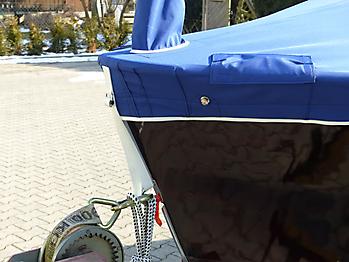 Persenning Boesch 500 Amalfi Bootspersenning 15