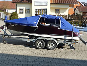 Persenning Boesch 500 Amalfi Bootspersenning 16