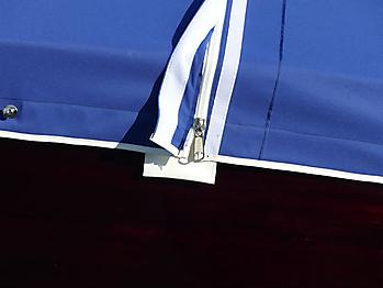 Persenning Boesch 500 Amalfi Bootspersenning 17