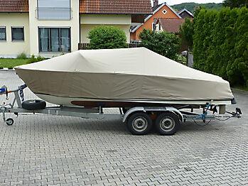 Ganzpersenning Boesch 580 Vollpersenning 02