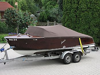 Persenning Boesch 580 Acapulco de Luxe Bootspersenning 02