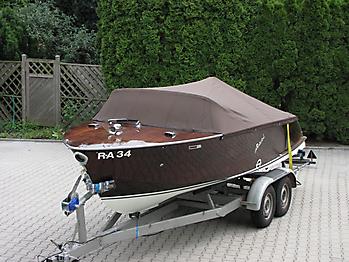 Persenning Boesch 580 Acapulco de Luxe Bootspersenning 03