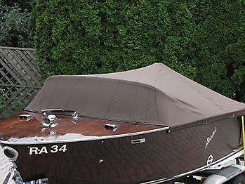 Persenning Boesch 580 Acapulco de Luxe Bootspersenning 04