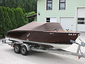 Persenning Boesch 580 Acapulco de Luxe Bootspersenning 05