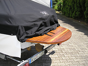 Persenning Correct Craft Ski Nautique 196 Bootspersenning 05