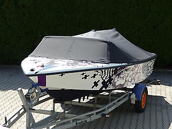 Persenning Correct Craft Ski Nautique 196 Baujahr 1994 Bootspersenning 08