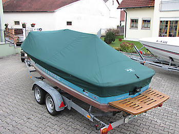 Persenning Correct Craft Ski Nautique 2001 Bootspersenning 03