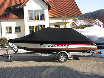 Persenning Correct Craft Ski Nautique Bootspersenning 07